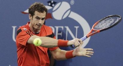 Us Open: Djokovic a valanga, Murray avanti