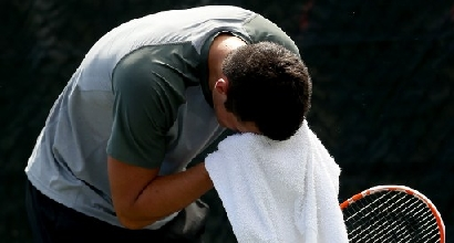 Tomic, AFP