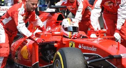 """Ferrari, Vettel: """"Le Mercedes sono battibili"""""""