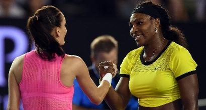 Australian Open: Serena infinita, è ancora in finale