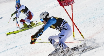 Sci, Team Event di St. Moritz: Svizzera sempre padrona