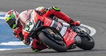 Superbike, ad Aragon novità per la Ducati