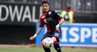 VIDEO Pisacane: il calciatore del Cagliari piange in diretta tv