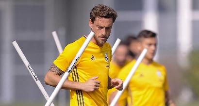Infortunio Juventus, Marchisio: