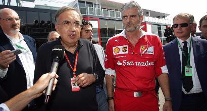 Marchionne, Ferrari: un anno senza vergogna