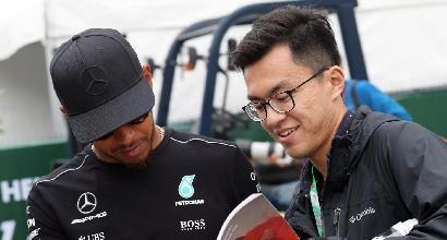"""Hamilton: """"Non vedo l'ora di battere Vettel"""""""