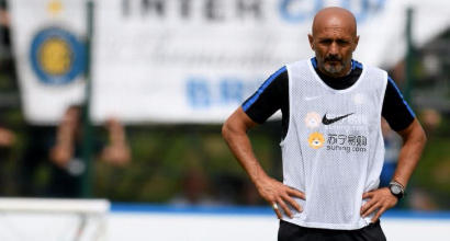 Inter, Spalletti no problem: