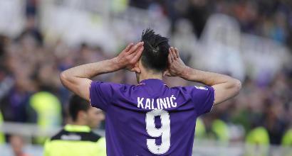 """Fiorentina, Pioli: """"Kalinic? Voglio giocatori che siano motivati"""""""