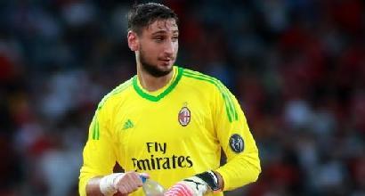 """Il Milan ritrova Donnarumma e """"scopre"""" Rodriguez"""