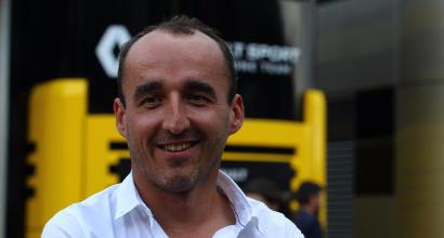 F1, test positivo a Silverstone per Kubica sulla Williams
