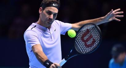 Atp Finals: Federer in semifinale, battuto Zverev