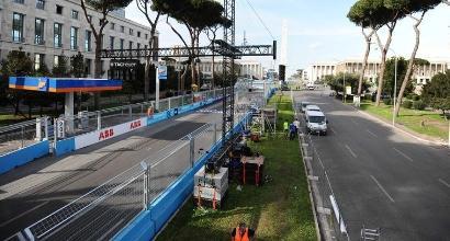 Formula E a Roma per i prossimi 5 anni