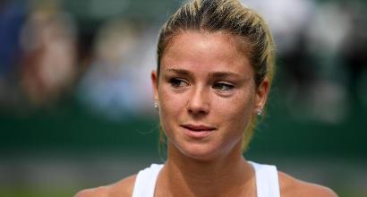 Wimbledon: la Giorgi vola agli ottavi, Fabbiano eliminato