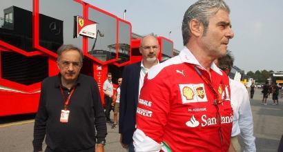 "Ferrari, Arrivabene: ""Pole dedicata a Marchionne"""