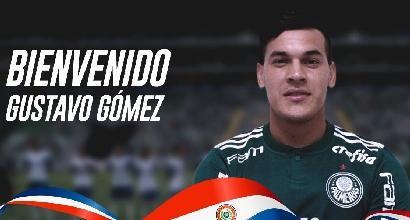 Milan, Gustavo Gomez al Palmeiras