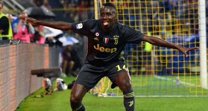 Juventus, cuore d'oro Matuidi