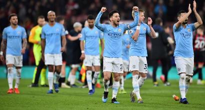Manchester City, guai seri: ora la Champions è a rischio