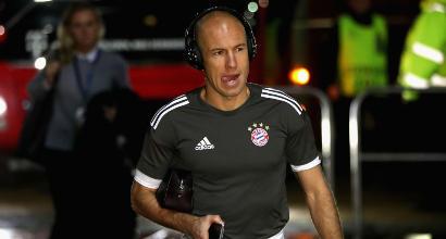 Il Bayern ha deciso: basta Ribery - Ticinonline