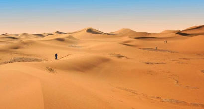 Iriki Adventure: Donna Moderna ti porta a correre nel Sahara