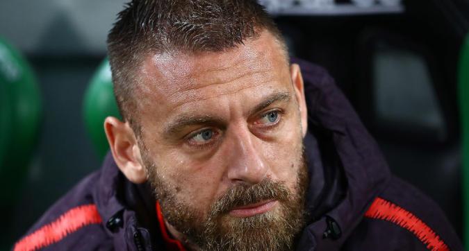"""Roma, Pallotta sul caso De Rossi: """"Se vogliono gettare merda bene, ma io non torno indietro"""""""