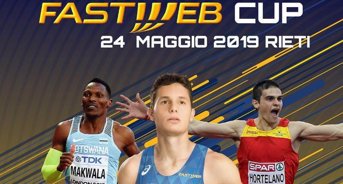 Atletica, countdown per Tortu e la Fastweb Cup