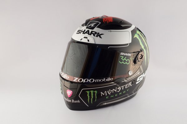 MotoGP, ecco il nuovo casco di Lorenzo: le foto