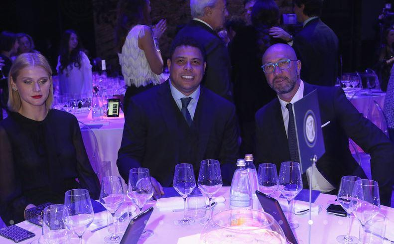 Ronaldo e Walter Zenga