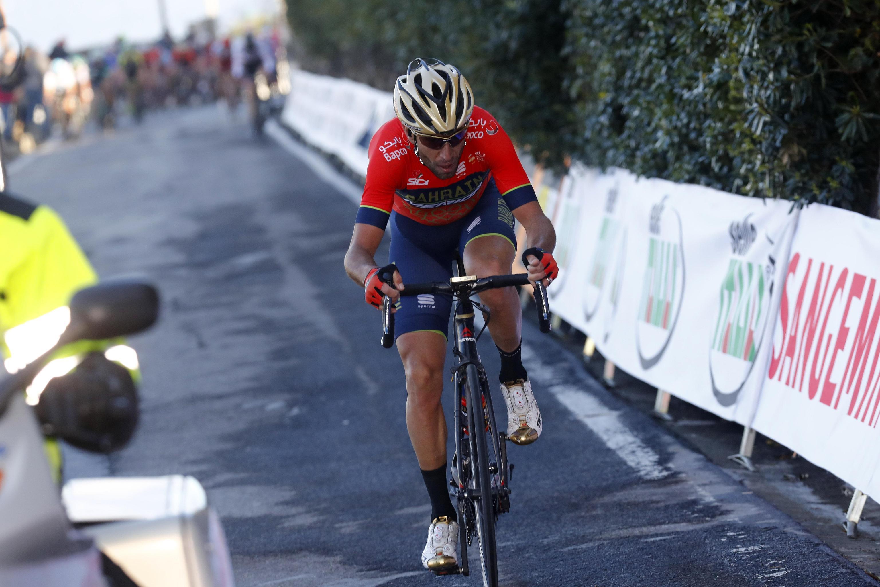 Nibali scappa sul Poggio: sua la Milano Sanremo