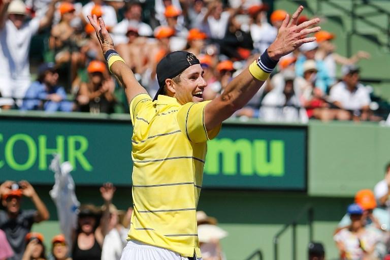 Tennis, Isner campione a Miami
