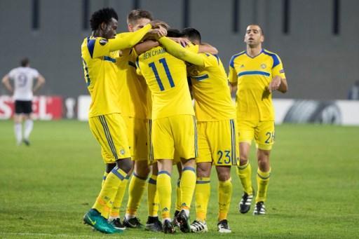 Maccabi Tel Aviv, Israele - Imbattuto da 21 giornate