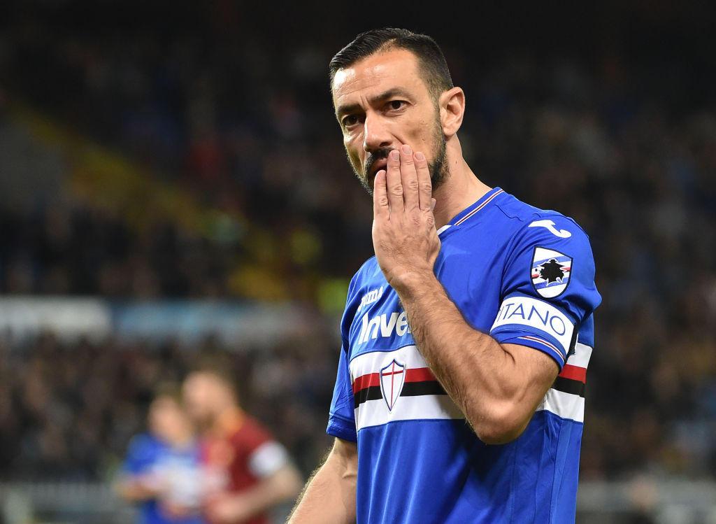 Sampdoria 48 punti(-3 rispetto al 2017/18)