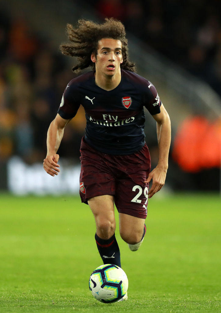 LA TOP TEN - 2) Guendouzi (Arsenal)