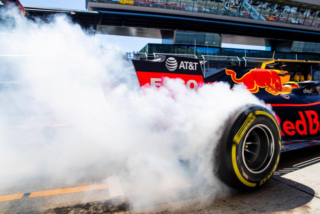 A Spielberg prima giornata di prove libere del GP d'Austria di F1