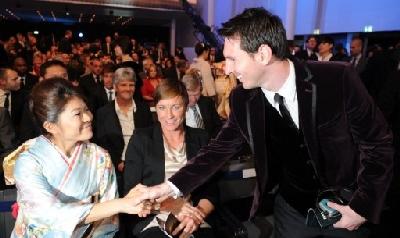 Pallone d'Oro: tris di Lionel Messi