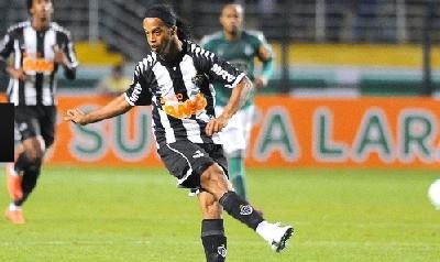 Ronaldinho, da globoesporte.com