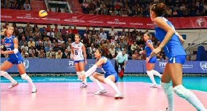 Volley: prima sconfitta per l'Italia, vince 3-1 la Russia