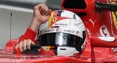 F1: Vettel-Arrivabene, così la Ferrari è tornata