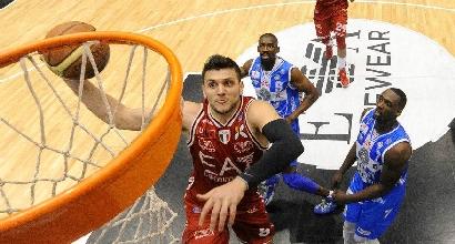 Basket, Serie A: Milano espugna Caserta