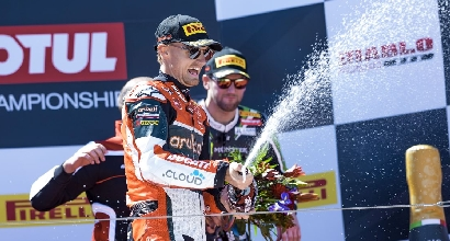Superbike, Davies e la Ducati concedono il bis ad Aragon
