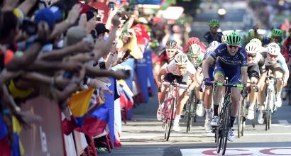 Vuelta 2016, 12a tappa: Keukeleire vince a Bilbao, Quintana resta leader
