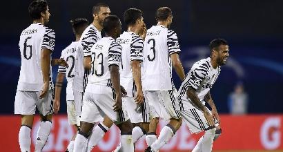 Champions League: Lione-Juventus su Canale 5