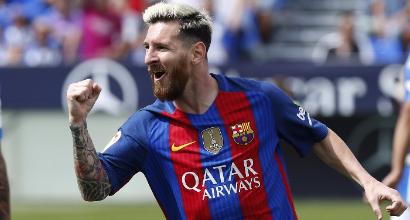 Argentina, disavventura per Messi: problemi in volo per la Pulce
