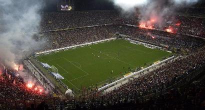 Serie A, spettatori: su Milan e Juve, giù Roma e Napoli