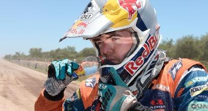 Dakar 2017, 4a tappa: Ruggito Walkner, Botturi si ritira
