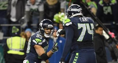 Nfl, playoff: Texans e Seahawks in semifinale di Conference