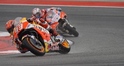 """MotoGP, Marquez: """"Contento per il rientro di Rossi"""""""