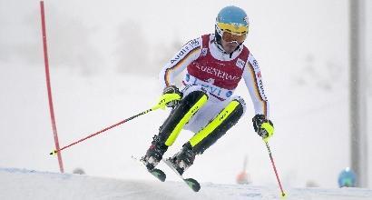 Sci, slalom maschile a Levi: vince Felix Neureuther
