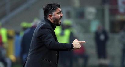 """Gattuso: """"Gigio? Nessun problema"""""""