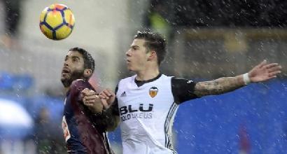 Liga: l'Atletico accorcia sul Barcellona, si ferma il Valencia