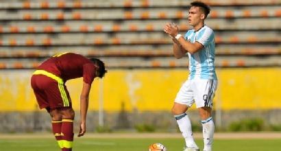 """Tevez boccia Lautaro Martinez :""""In Russia ai Mondiali con l'Argentina? No, ci vogliono uomini!"""""""